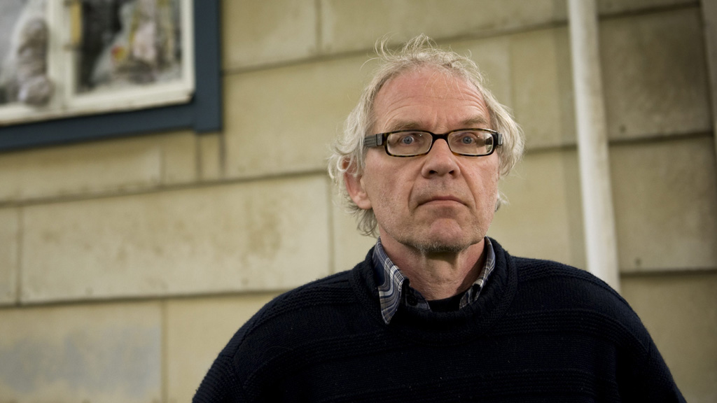 Lars Vilks in 2010 (Getty)