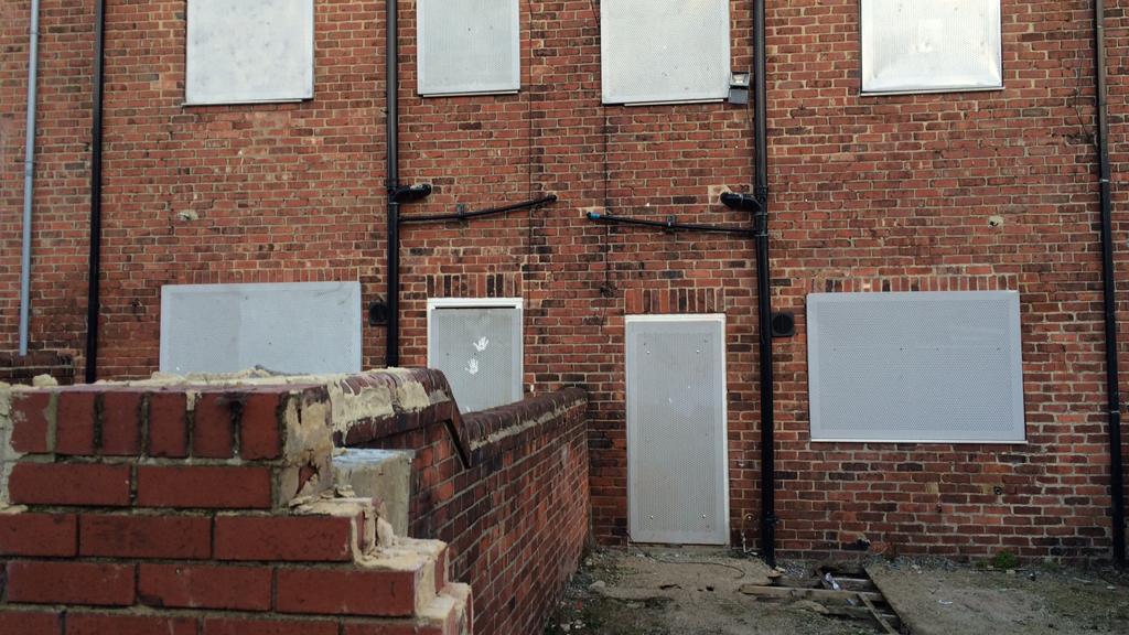 Empty properties in Horden, County Durham