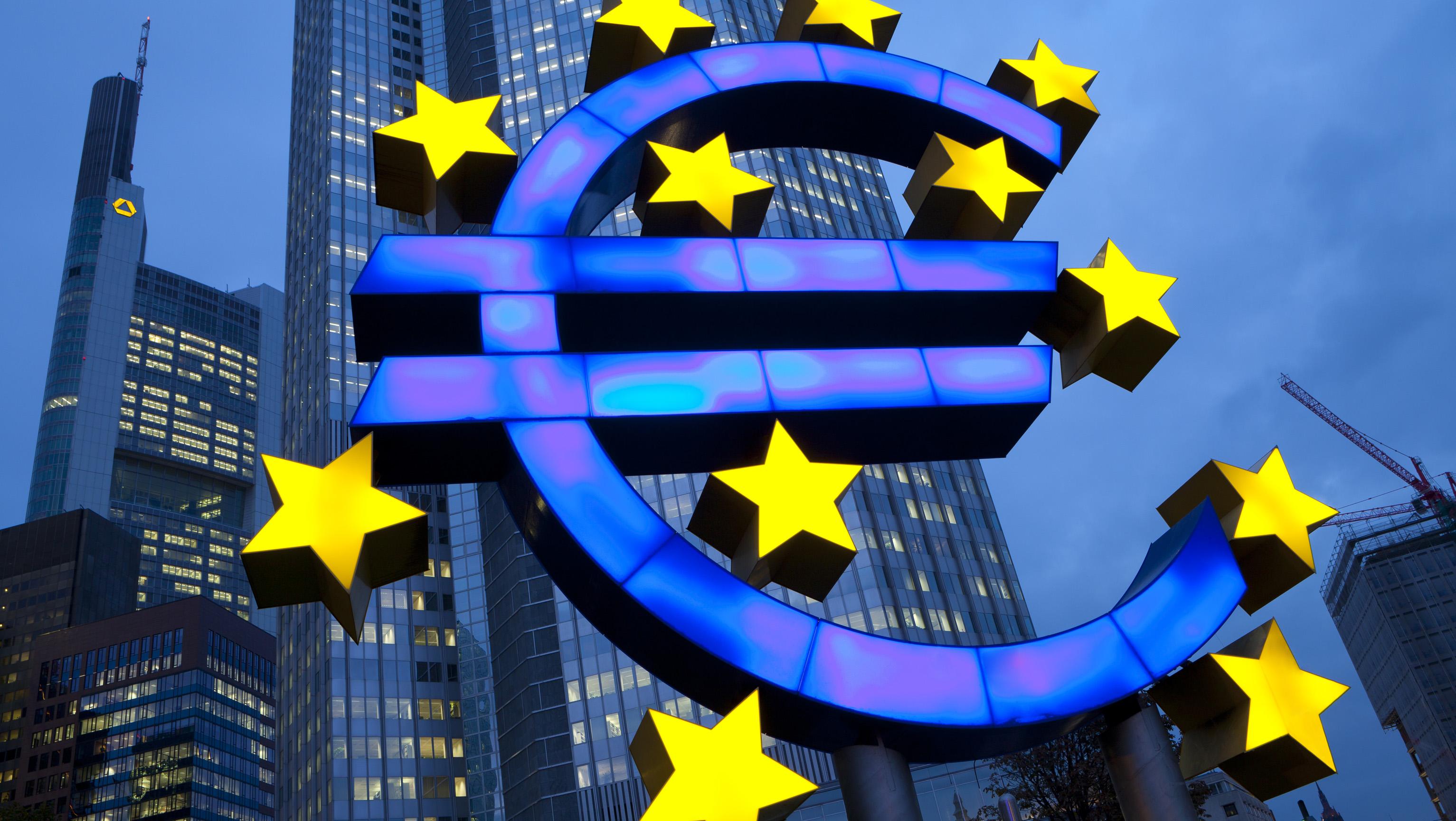 ECB unleashes 1,100,000,000,000 euro financial 'bazooka'