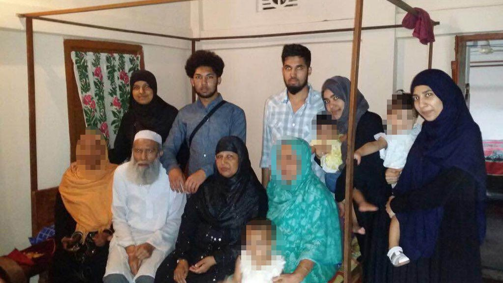 Luton family believed to be in Syria