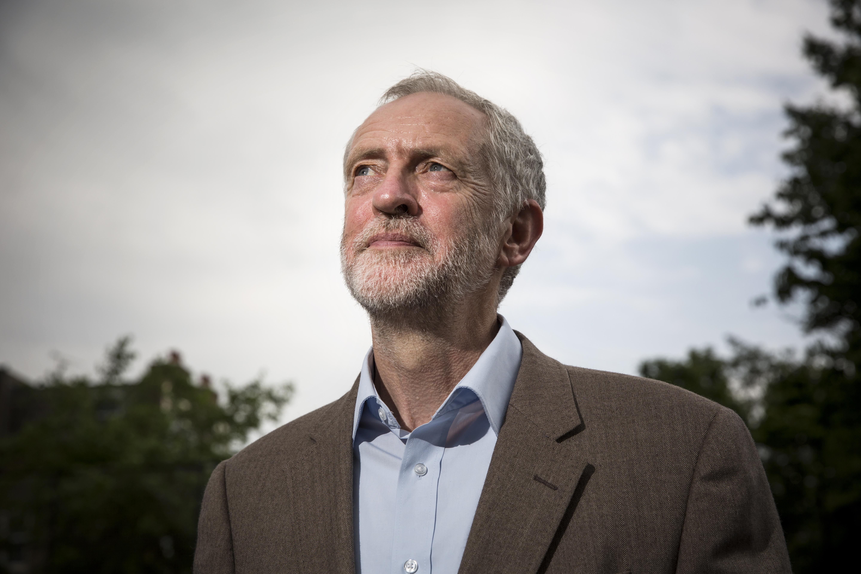 Jeremy Corbyn (Getty)