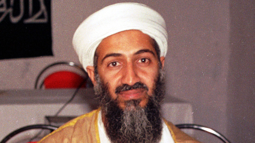 Osama Bin Laden (Getty)
