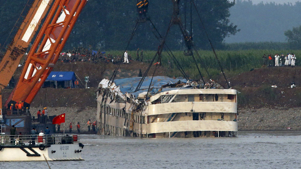 China Ship Death Toll Rises To Channel News - Recent cruise ship deaths