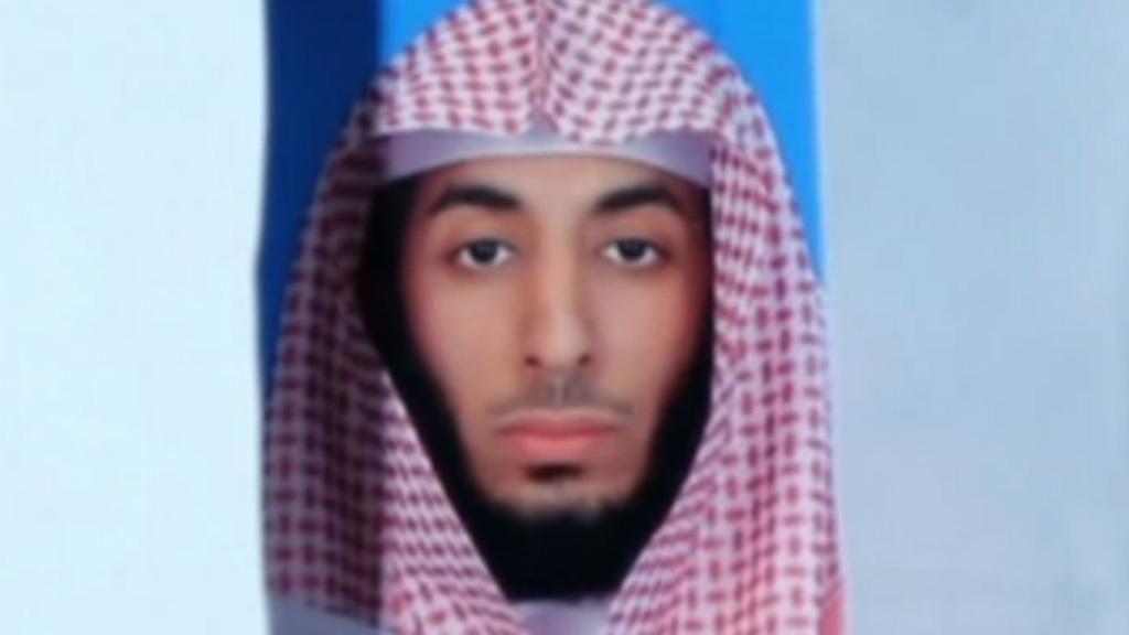 Mohammed Emwazi at work in Kuwait