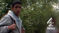 Jihadi John, named as Mohammed Emwazi, as a teenager