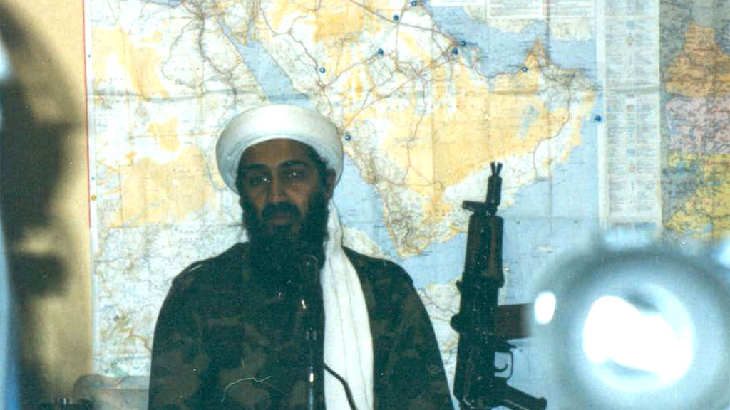 Inside Osama Bin Laden's Afghan compound – Channel 4 News