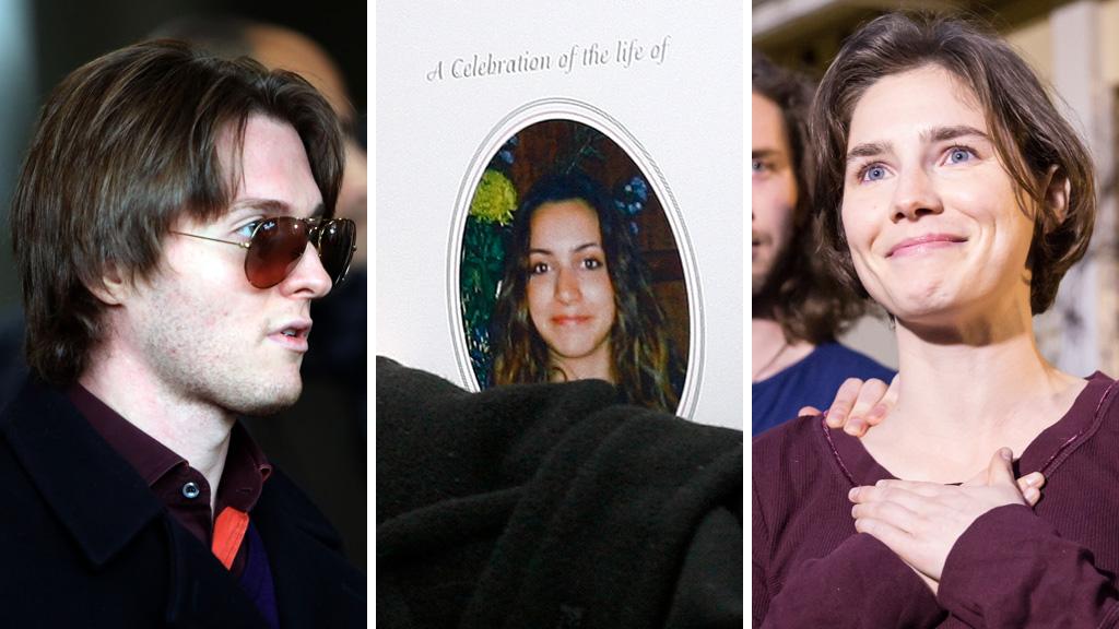 Amanda Knox, Meredith Kercher, Raffaele Sollecito
