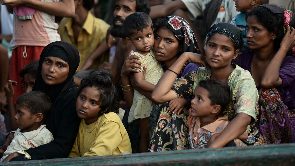 кризис Андаманское море