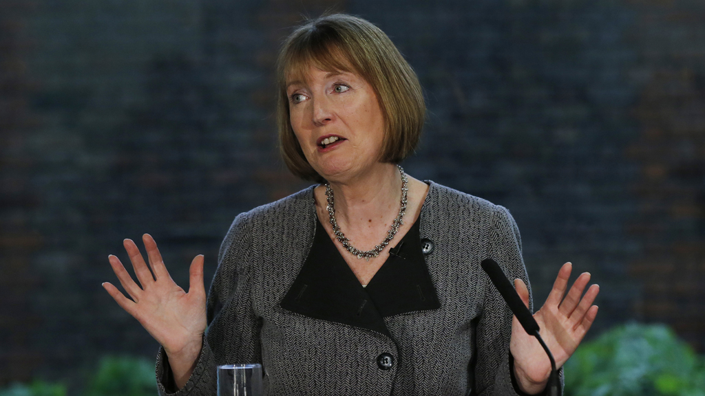 Harriet Harman (Reuters)