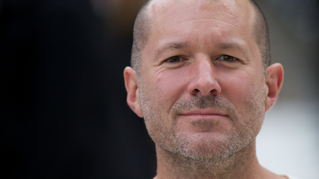 Sir Jonathan Ive, Apple's new chief design officer