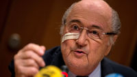 Sepp Blatter (Getty)