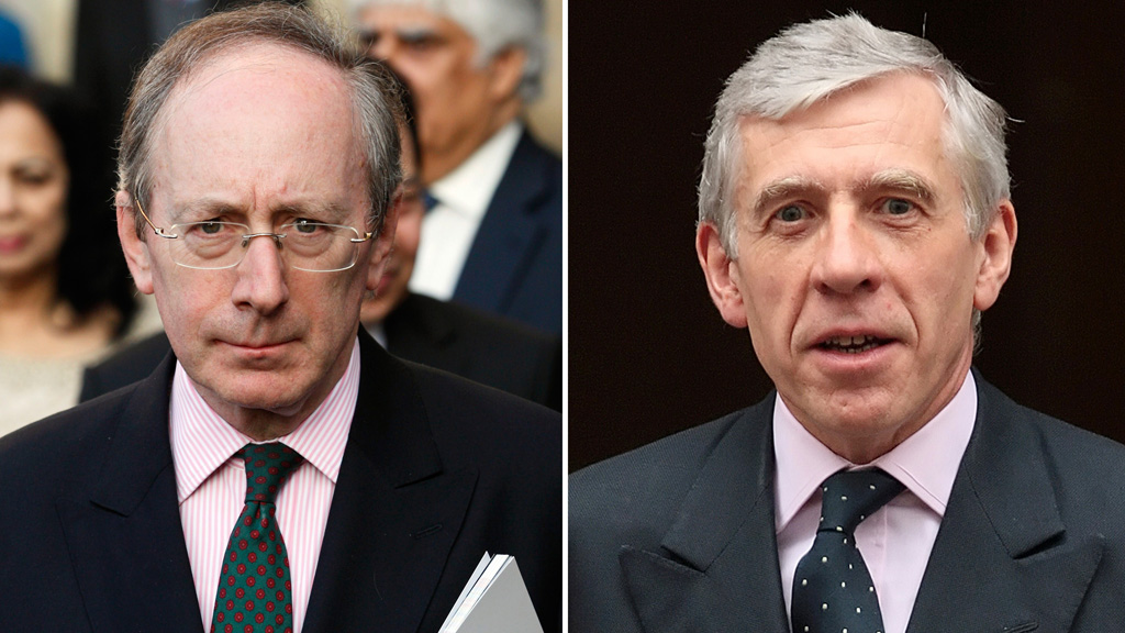 Jack Straw and Sir Malcolm Rifkind (Getty Images)