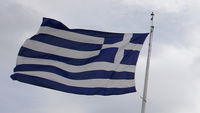 Greek flag (Reuters)