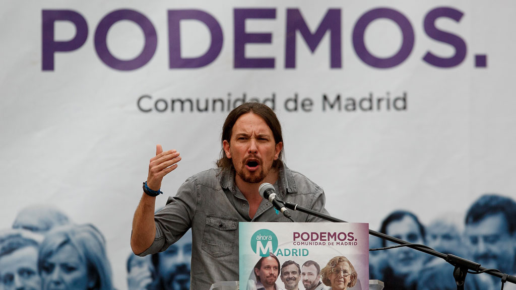 Pablo Iglesias (Getty)