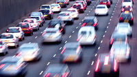 Rush hour traffic in Birmingham (Getty Images)
