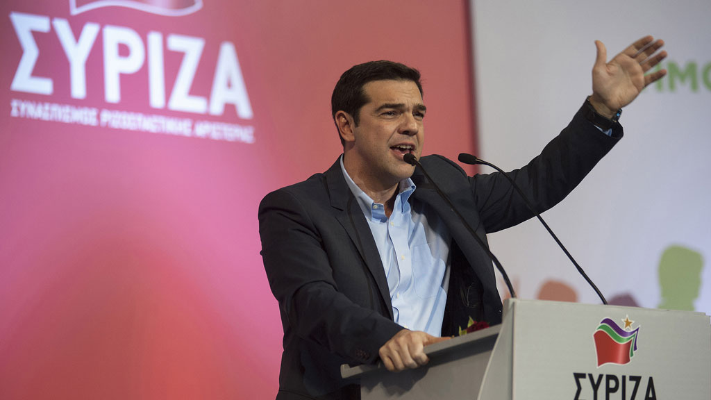 Alexis Tsipras (Reuters)