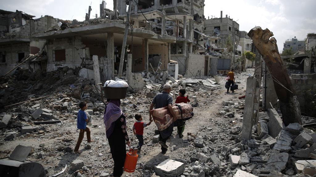 Gaza 2014 (Reuters)