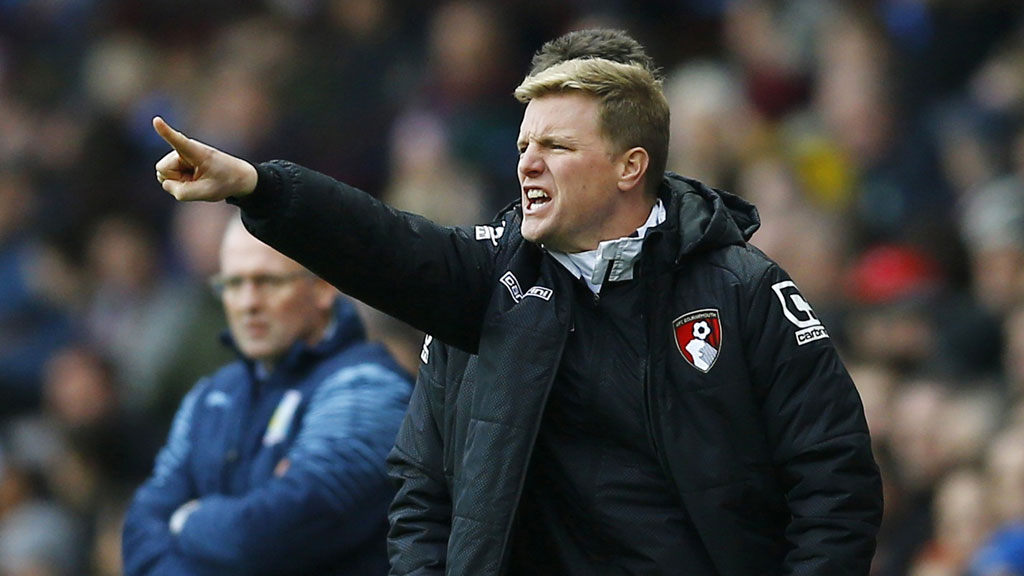 Bournemouth manager Eddie Howe (Reuters)