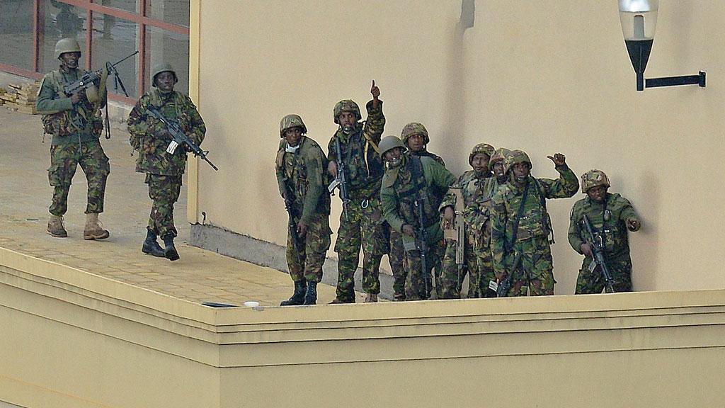 Westgate attack, Nairobi, 2013