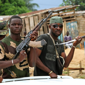 Ivory Coast: Ouattara supporters attack Gbagbo's residence - Reuters