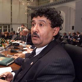 Libya crisis: Abdul Ati Al-Obeidi. (Reuters)