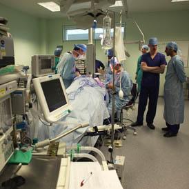 NHS hospital (Getty)