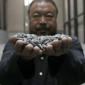 Artist and activist Ai Weiwei still detained in China (reuters)