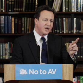 Cameron on AV