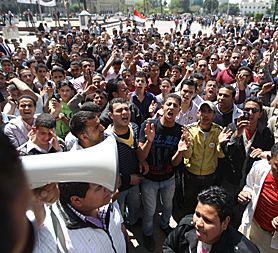 Egypt's public prosecutor has summoned Mr Mubarak (Image: Getty)