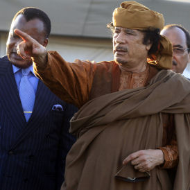 Gaddafi accepts roadmap for peace, South Africa's Jacob Zuma says (Reuters)