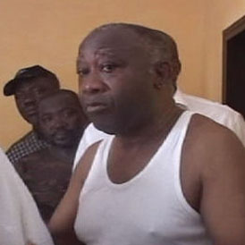 Ivory Coast's Laurent Gbagbo arrested. (Getty)