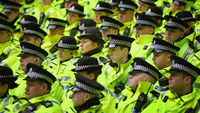 Police briefed before a previous Old Firm cash (Getty)