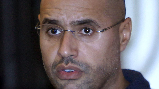 Saif al-Islam Gaddafi had been tipped to succeed his father, Muammar Gaddafi, as Libyan leader