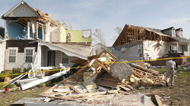 Tornado devastation in Alabama (Reuters)