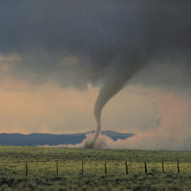 What causes tornadoes? (Getty)
