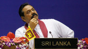 Sri Lanka's President Mahinda Rajapakse cancels his visit to Oxford amid security concerns (Reuters).