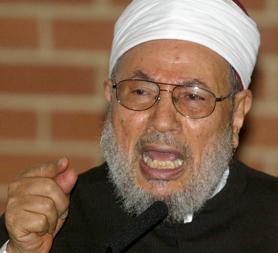 Yusuf Al-Qaradawi (Reuters)