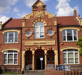 Southall library