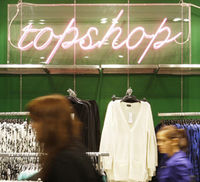 Topshop protests: sit-in over Sir Philip Green taxes.