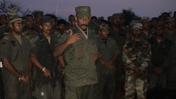 Major General Kamal Gunaratne