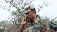 General Kamal Gunaratne, commander of 53 Division