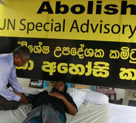 UN gathering evidence on Sri Lanka 'war crimes' (Reuters)