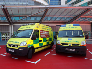 Some ambulance response times could be scrapped
