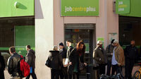Job centre -  as unemployment reaches 2.5m (Getty)