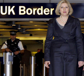 Immigration cap has been ruled 'unlawful' (Reuters)