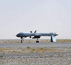 Predator drone (Reuters)