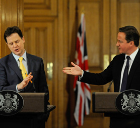 Cracks in the Coalition (Getty)