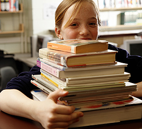 Government backtracks on Book Trust funding (Image: Getty)