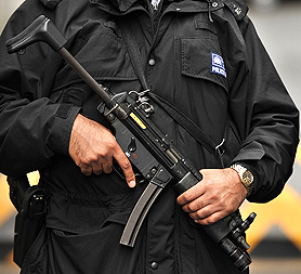 Nine men due in UK court on charges of terrorism (Image: Getty)