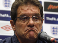 2010 loser: Fabio Capello. (Reuters)